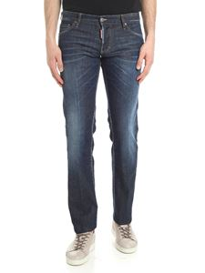 Dsquared2 - Slim blue jeans