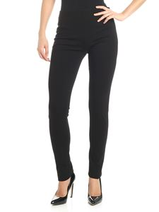 M Missoni - Black viscose blend leggings
