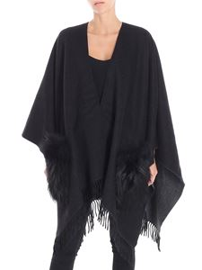 Max Mara Weekend - Black Kuens cape