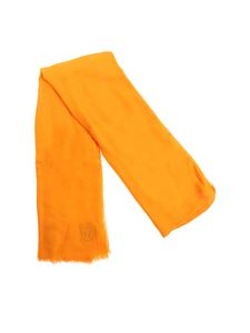 Missoni - Orange scarf with logo