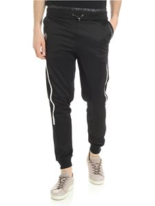 Plein Sport - Pantalone jogging nero Black version