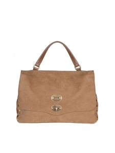 Zanellato - Postina M brown bag - Jones Line