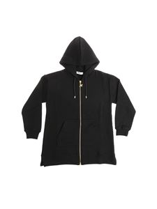 MSGM - Black hoodie with pockets