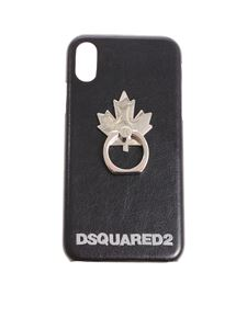 Dsquared2 - Canadian Leaf iPhone X cover