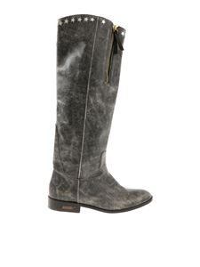 Golden Goose Deluxe Brand - Charlye anthracite boots