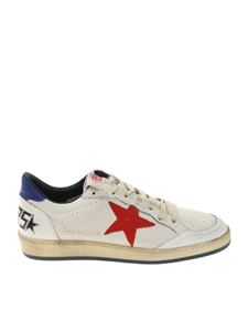 Golden Goose Deluxe Brand - Vintage Ball Star white sneakers