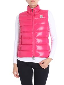 Moncler - Ghany fuchsia down jacket
