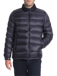 Moncler - Dark blue Rodez down jacket