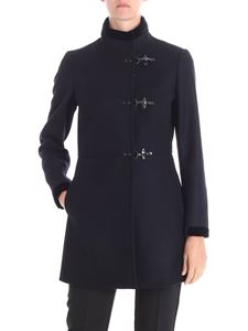 "Fay - Cappotto ""Virginia"" blu scuro"