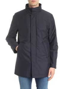 Fay - Dark blue padded jacket