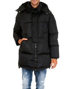 MSGM - Black down jacket