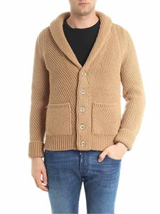 Dondup - Cardigan color cammello