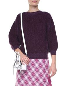 3.1 Phillip Lim - Purple wool and mohair pullover