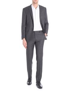 Corneliani - Two-button houndstooth suit