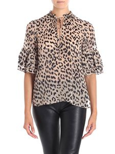 Alice + Olivia - Silk blend Julius blouse