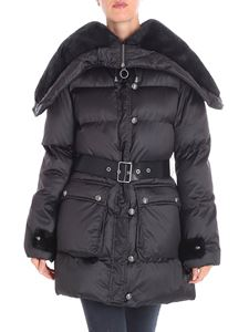 Pinko - Boccale quilted black jacket
