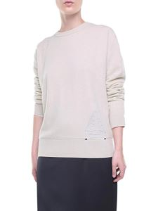 Helmut Lang - Pink wool pullover