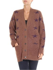 N° 21 - Brown stars cardigan
