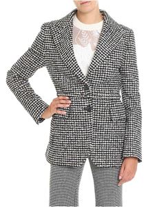 Ermanno Scervino - Houndstooth two button jacket