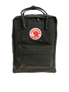 Fjallraven - Classic dark green backpack with logo