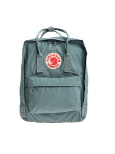 Kanken Fjall Raven - Classic aquamarine backpack with logo