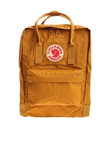 Fjallraven - Classic mustard backpack with logo