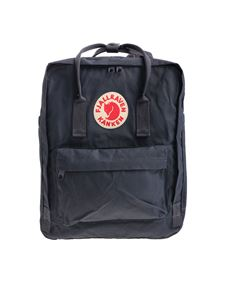 Fjallraven - Classic navy blue backpack with logo