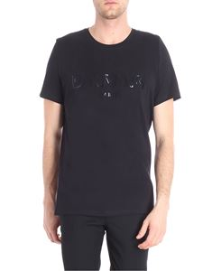 Balmain - Black t-shirt with logo