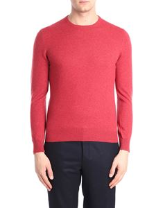 Barba - Red crewneck pullover