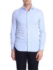 Barba - Light blue shirt