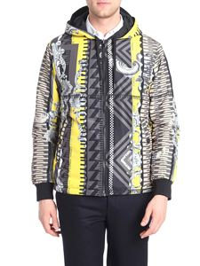 Versace Jeans - Reversible printed padded jacket