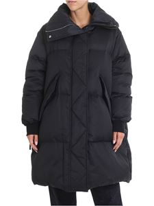 MM6 by Maison Martin Margiela - Black overfit down jacket