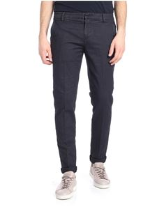 Dondup - Blue Gaubert trousers