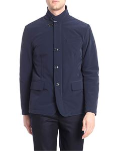 Fay - Blue lined jacket