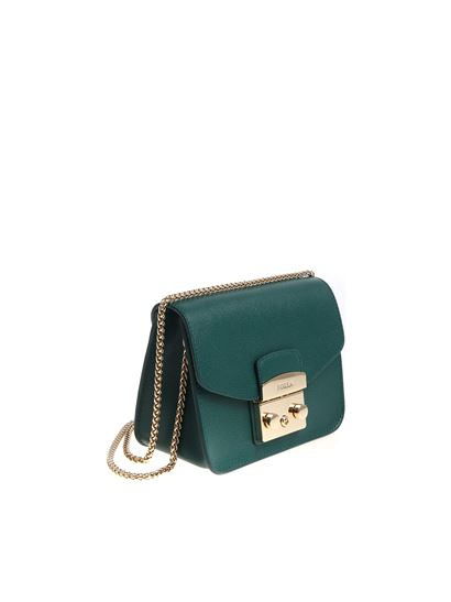 Furla - Green Metropolis mini bag