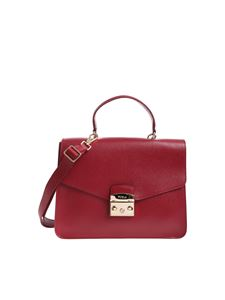 Furla - Red Metropolis medium handbag