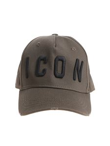 Dsquared2 - Army green Icon cap