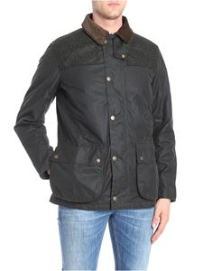 Barbour - Dark green Wight jacket