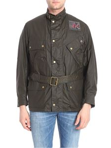 Barbour - Dark green Joshua field jacket