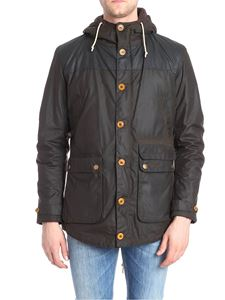 Barbour - Dark green Parka Game jacket