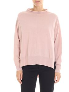 Semicouture - Pink overfit pullover