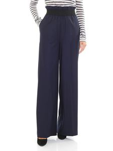 Semicouture - Neval blue trousers