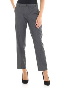 Semicouture - New York grey trousers