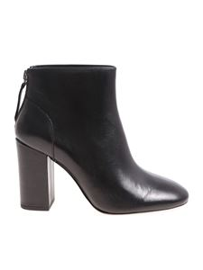 Ash - Black Joy ankle boots