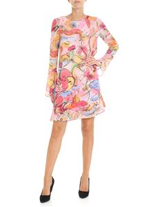 Moschino Boutique - Multicolor lined dress