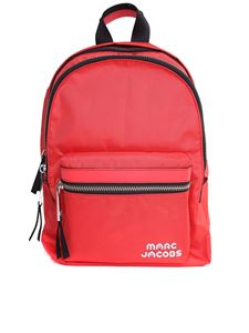 Marc Jacobs  - Red Track Pack Medium backpack