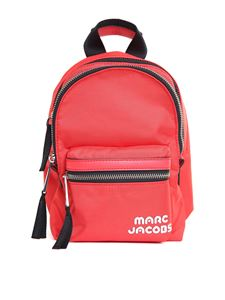 Marc Jacobs  - Red Track Pack Mini backpack