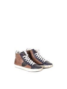 Philippe Model - high laced sneakers