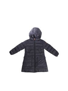 Save the duck - Dark blue padded jacket