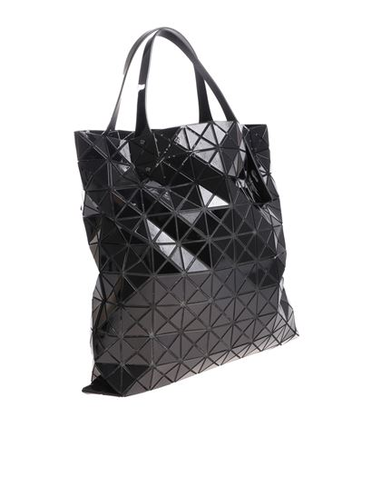 b6f765f76a BAO BAO Issey Miyake Fall Winter 18 19 soft black tote with squares ...